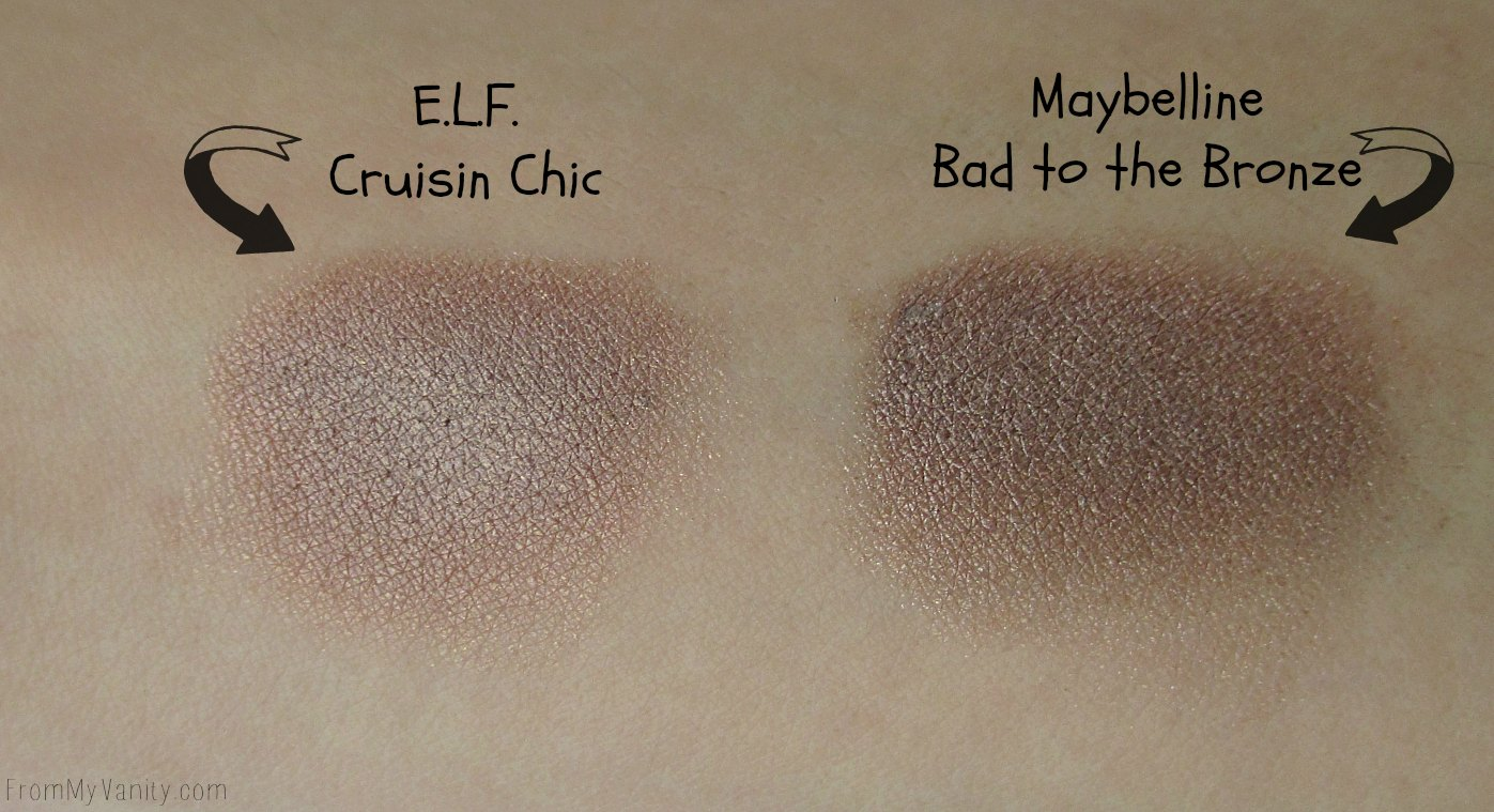 Dupe or dud maybelline color tattoo vs elf smudge pot from my vanity dupe or dud maybelline color tattoo vs elf smudge pot bad to baditri Image collections