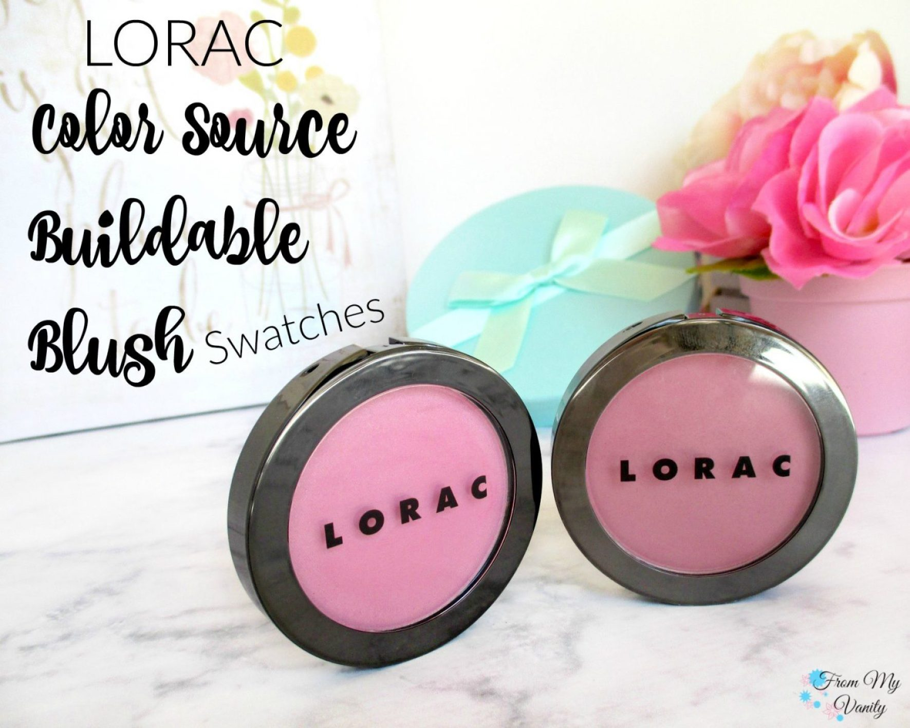 Lorac Color Source Buildable Blushes // FromMyVanity.com @LadyKaty92