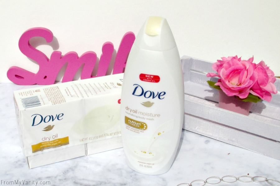 Dove has released a new Dove Dry Oil Collection featuring their Dove Dry Oil Beauty Bar and Dove Dry Oil Moisture Body Wash. Softer, smoother skin!