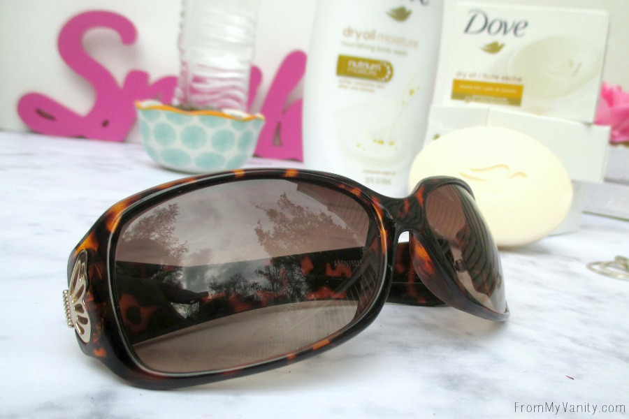 Make sure your sun glasses protect against UVB rays this summer!