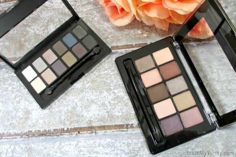 New Drugstore Palettes   Maybelline Rock the Nudes & Revlon ColorStay Not Just Nudes palettes   FromMyVanity.com