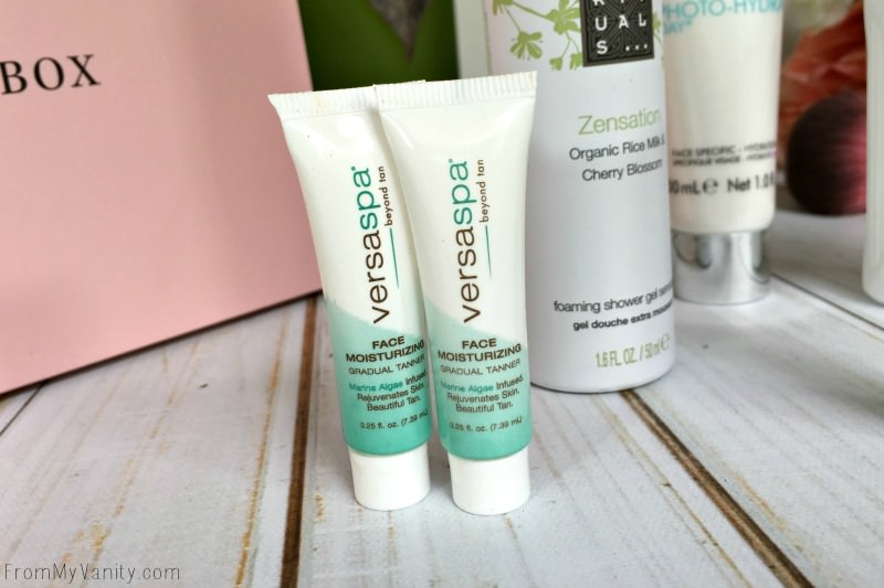 These Versaspa gradual tanners are so cute!