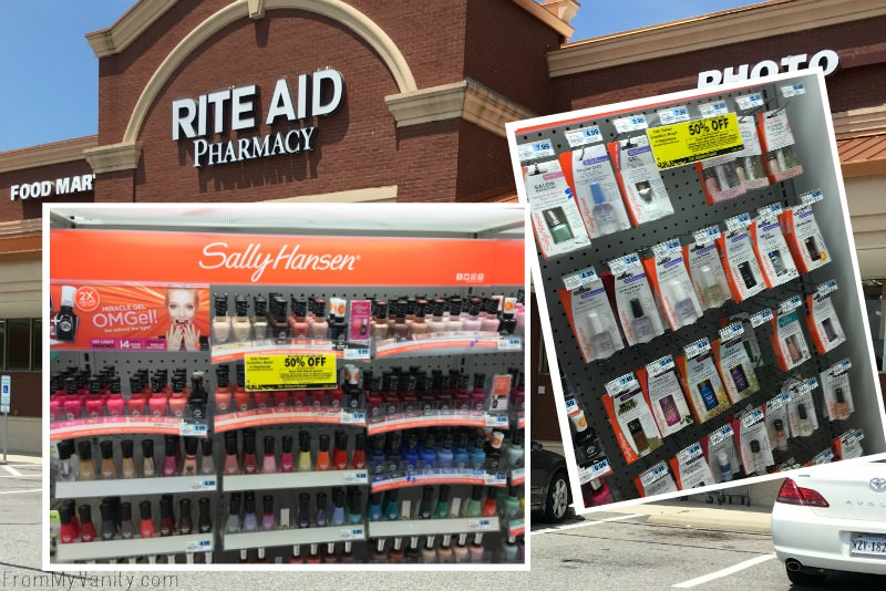 Sally Hansen is Available at Rite Aid!