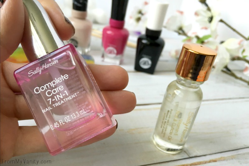 Sally Hansen Complete Care 7-in-1 Nail Treatment!