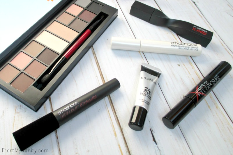 New Products from Smashbox!