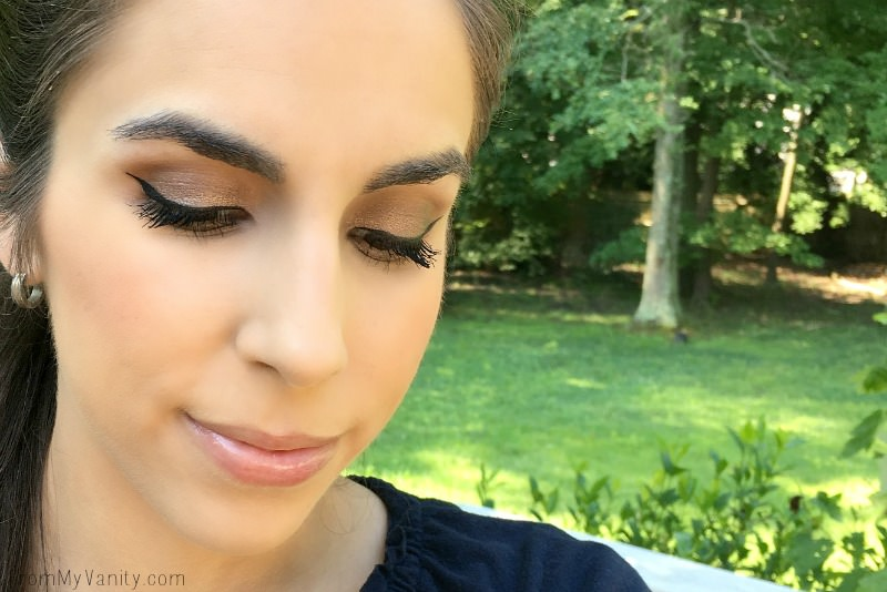 Summer Waterproof Makeup - Collab with From My Vanity!