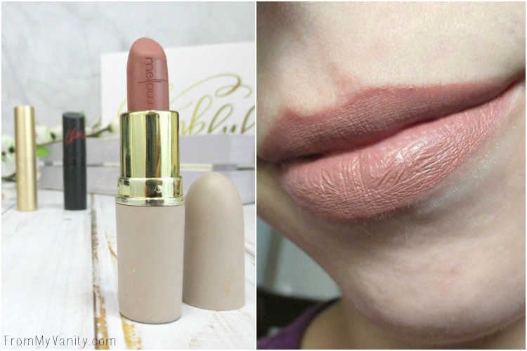 Mellow Cosmetics Matte Lipstick in POST