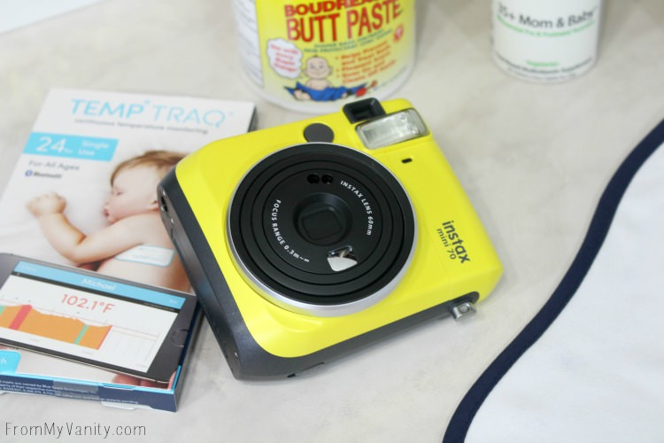 Camera's like the FUJIFILM's INSTAX Mini 70 are in style again!