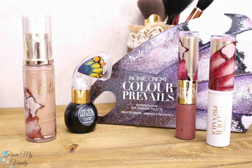 Colour Prevails Brand Overview
