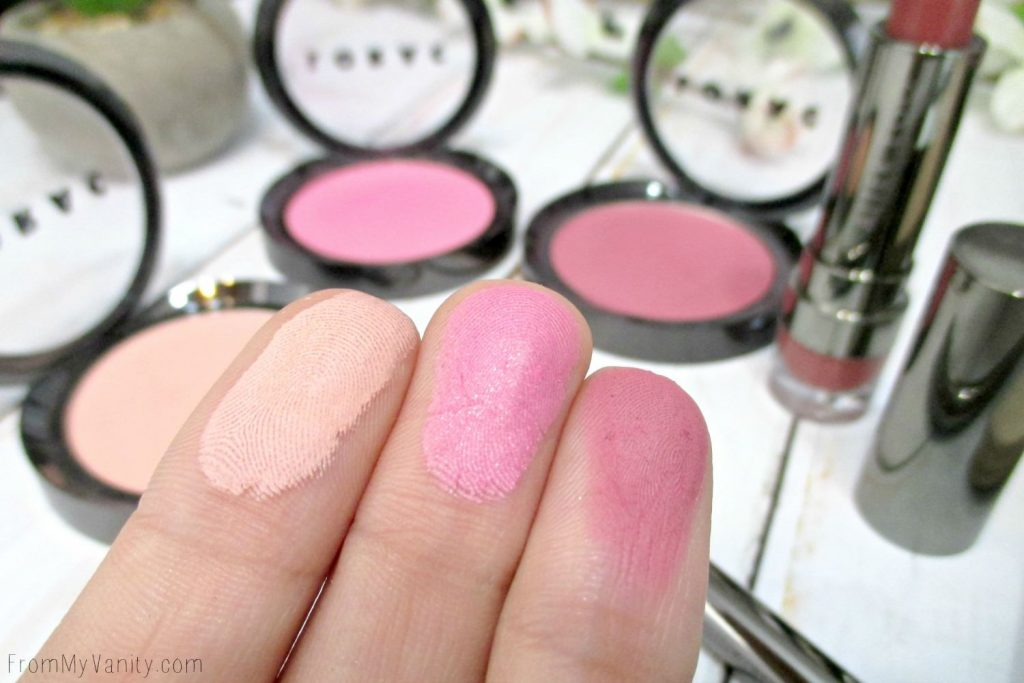 You NEED some LORAC Color Source Buildable blushes!
