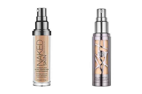 Urban Decay foundations