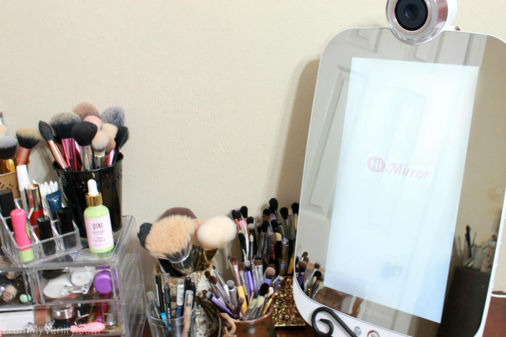 HiMirror is the smart mirror that gives you smarter beauty!