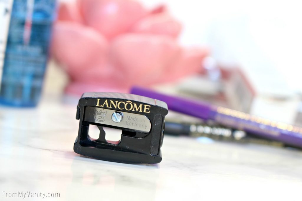 Lancome Look Me In My Lashes Voxbox - Lancome Pencil Sharpener