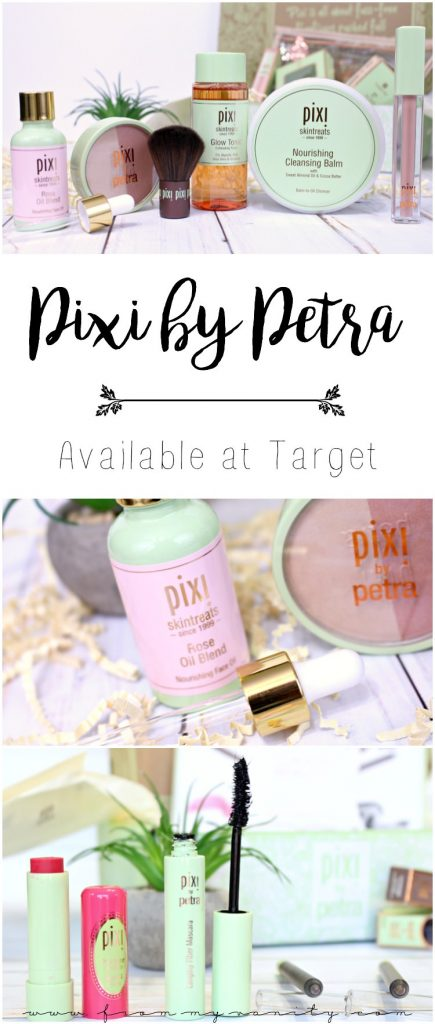 Reviewing both good and bad products from the Pixi by Petra brand, available at Target and Target.com!