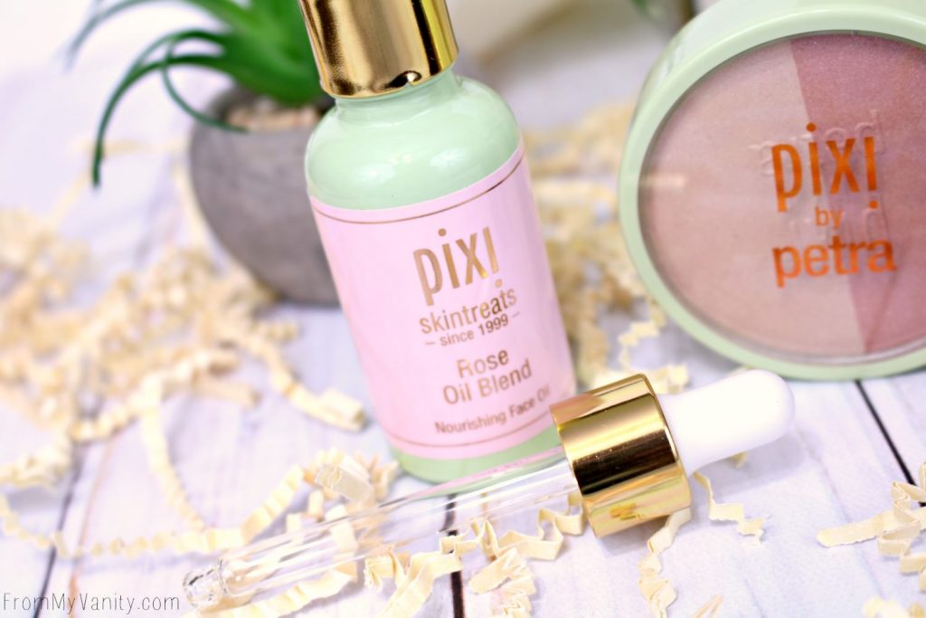 Pixi by Petra Rose Oil Blend Facial Oil