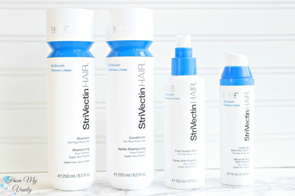 Strivectin Hair All Smooth Products for Frizz-Prone Hair | Review