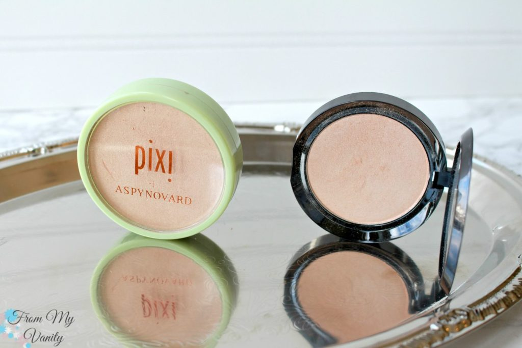 Dupe or Dud | LORAC Light Source Highlighter vs Pixi Beauty Glow-Y Powder