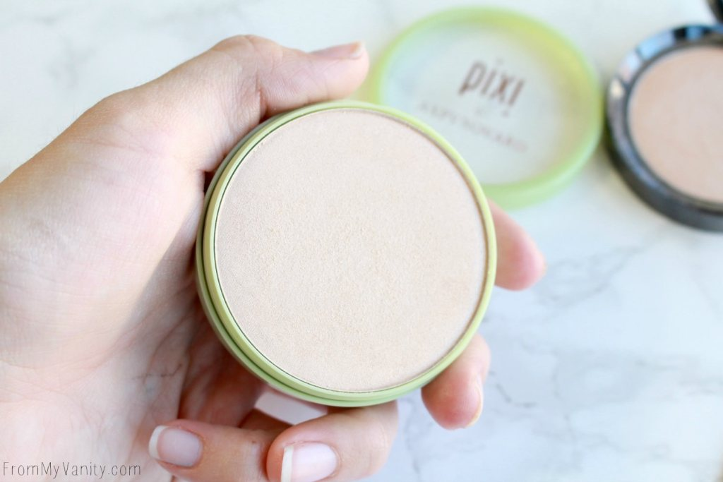Dupe or Dud | LORAC Light Source Highlighter vs Pixi Beauty Glow-Y Powder | Aspyn Ovard Glow-Y Powder in Santorini Sunset