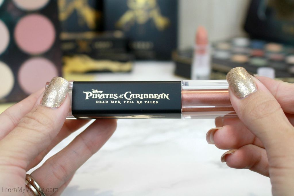 LORAC + Pirates of the Caribbean Collection   Review, Swatches, and Demo   MOD Lip Cream Duo   LIMITED EDITION