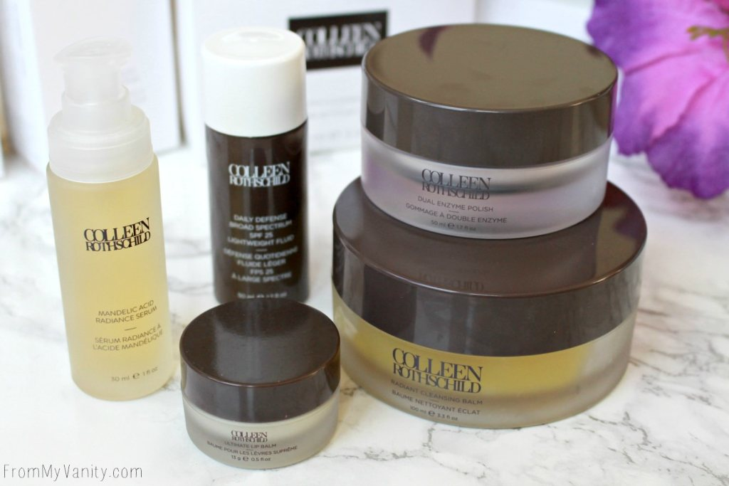 An Introduction to Colleen Rothschild Skincare | Great skincare products for oily, acne-prone skin!