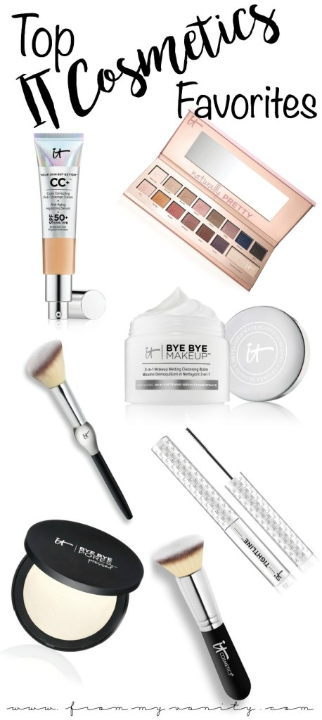 Top 10 IT Cosmetics Favorites & Recommendations   Friends & Family Sale   Top IT Cosmetics Favorites