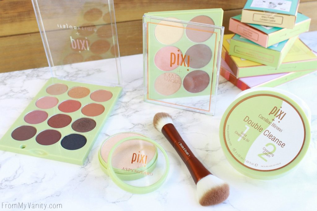 Pixi Collab Reviews | ItsJudyTime, Maryam Maquillage, Caroline Hirons, & Aspen Ovard