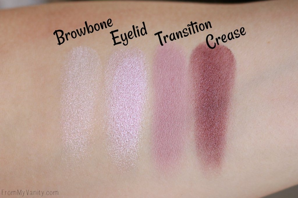NEW Wet n Wild Color Icon Shadows | Reformulated! | Review & Swatches | Petalette | Arm Swatches