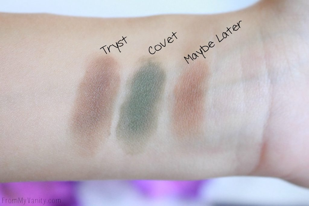 Top 5 Under $5 | Affordable Makeup I Recommend | NYX Single Matte Eyeshadows | Swatches