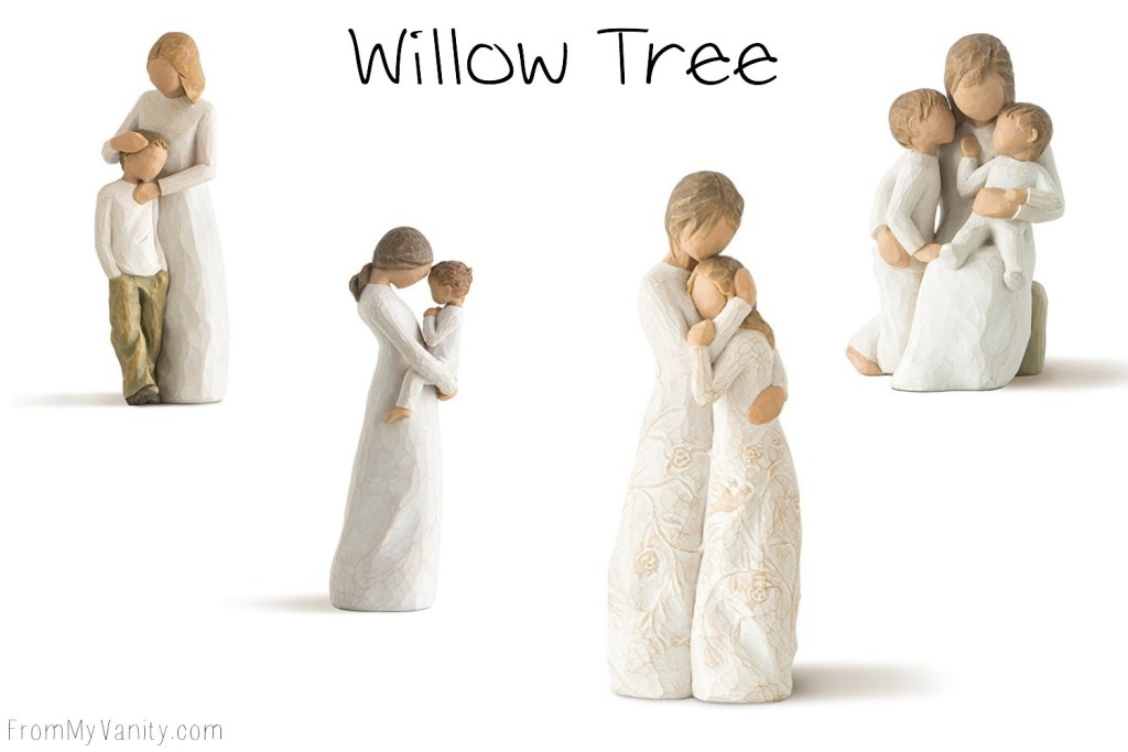 5 Last Minute Mother's Day Gift Ideas | For All the Tardy Daughters Out There | Willow Tree Figurines