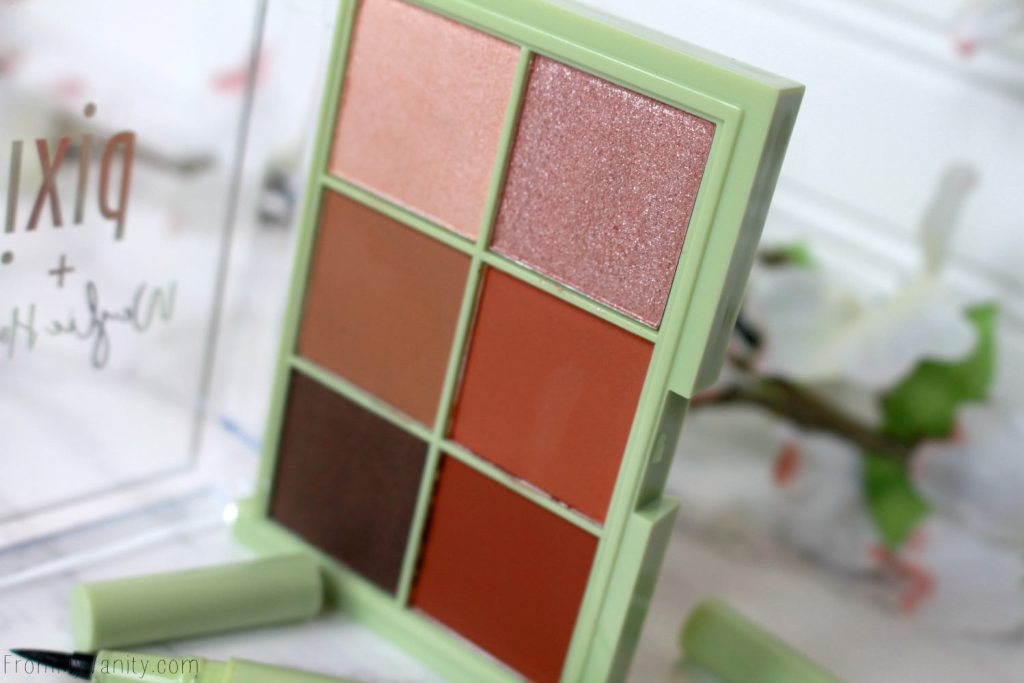 Pixi and Weylie Hoang Dimensional Eye Creator Kit   Highlight and define for the ultimate dimensional eyes
