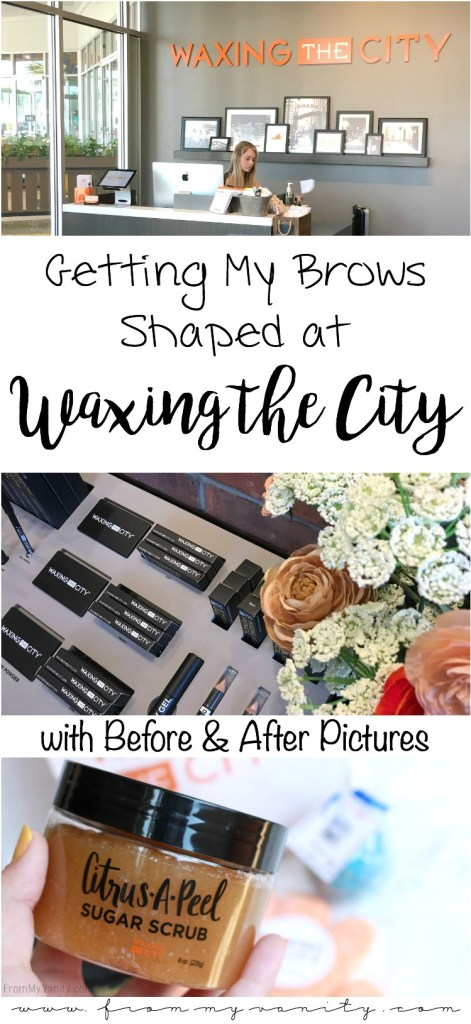 Getting My Brows Shaped at Waxing the City | My Experience | Waxing The City is here with an offer that's hard to refuse! First time customers get 50% off any service | #AD #NoShameZone