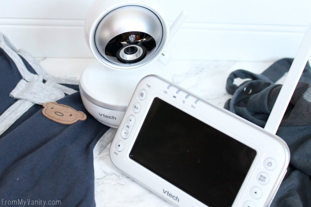 3 Baby Must-Haves You NEED On Your Registry | VTech Baby Monitor