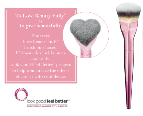 Support BCA: Beauty Products YOU Can Buy to Support Breast Cancer   IT Brushes for ULTA