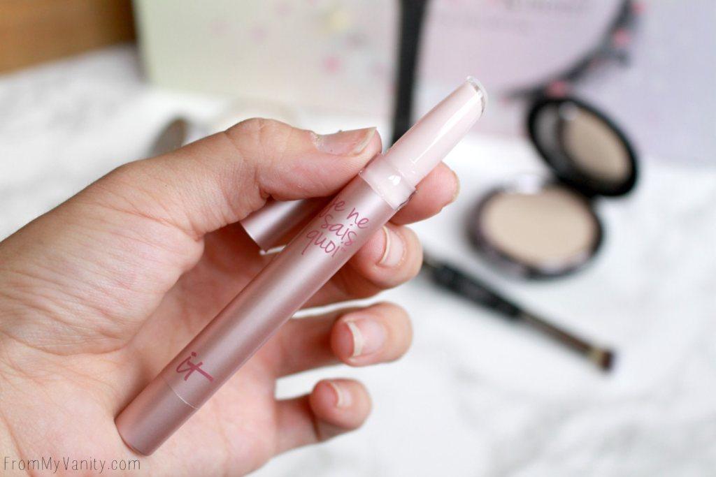 IT Cosmetics' QVC Today's Special Value | IT's Your Top 5 Superstars & More! | Je Ne Sais Quoi Lip Treatment Serum