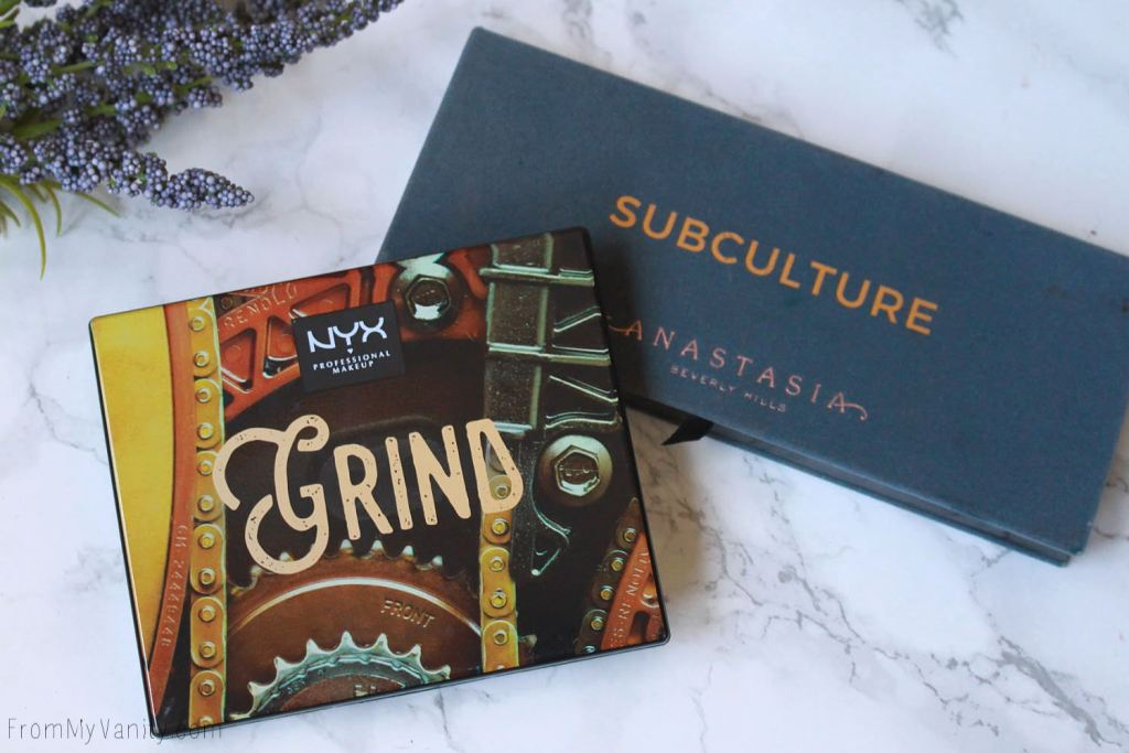 Dupe or Dud: ABH Subculture vs  NYX Grind | + Live Demo