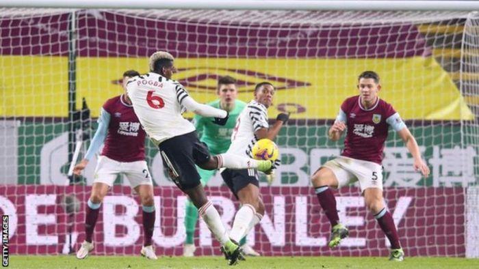 [Match Highlight] Burnley 0 – 1 Man United (Watch Here)