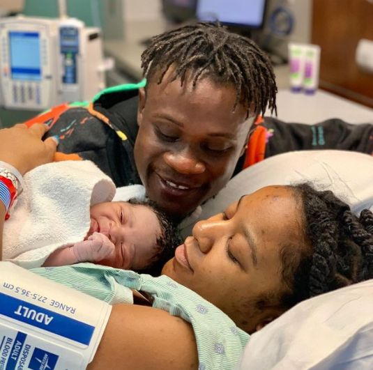 Dotman Welcomes New Baby