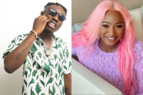 """""""Nobody Is Above Blocking, Go And Ask Cuppy"""" – Zlatan Tells Fan"""