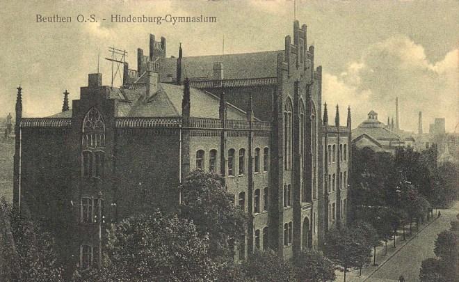 Hindenburg Gymnasium