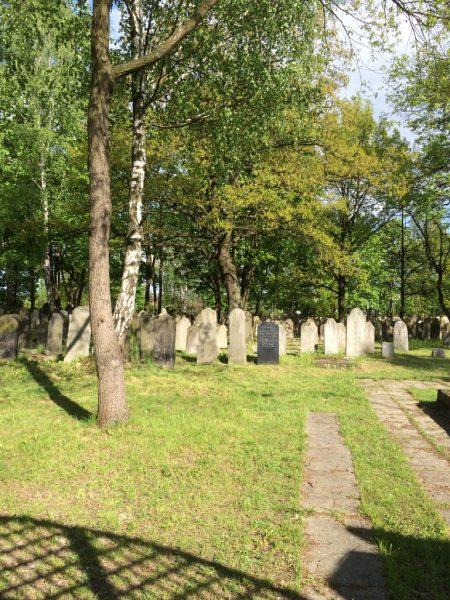 Chrzanów - Jewish cemetery