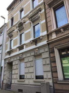 Mönchengladbach houses, 2017
