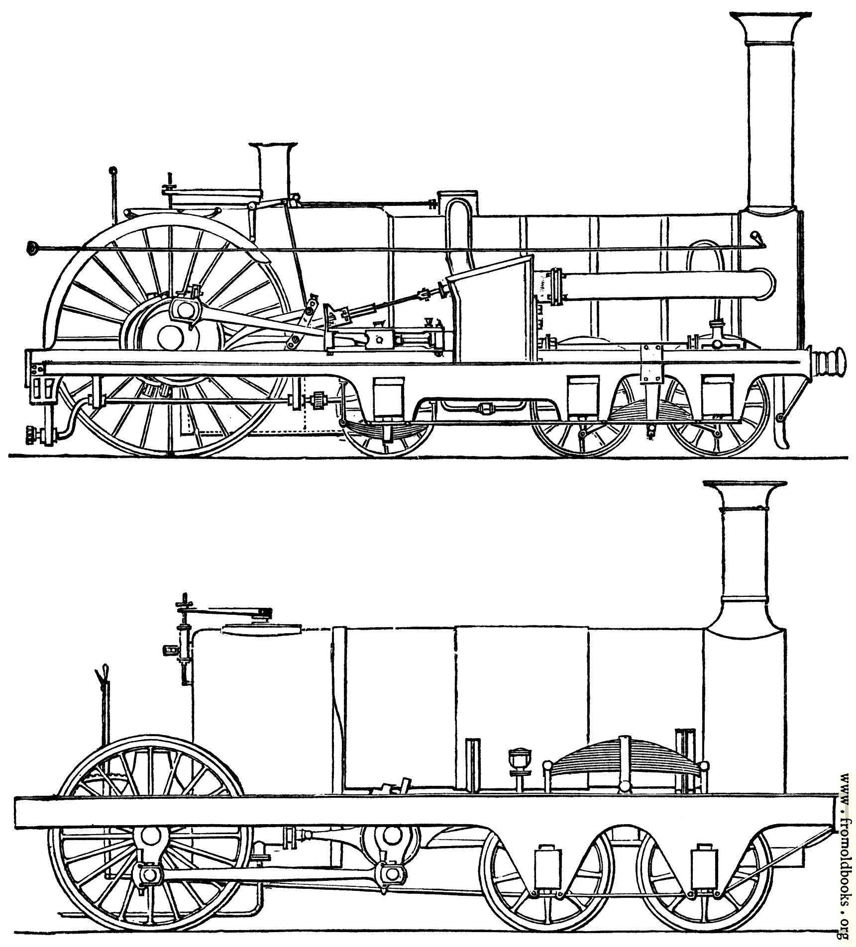 Crampton S Engines