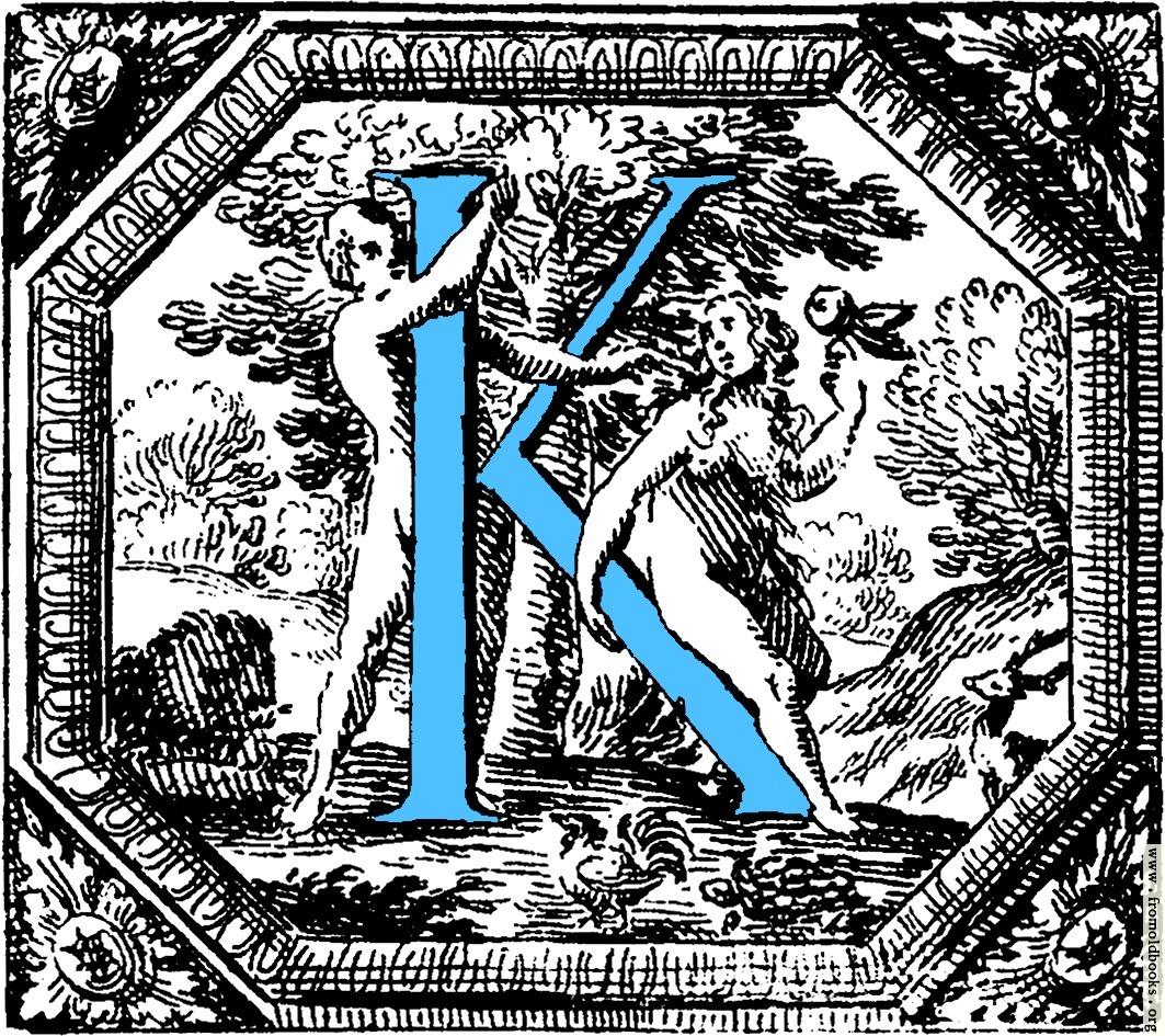 Alphabet Big Letters Print
