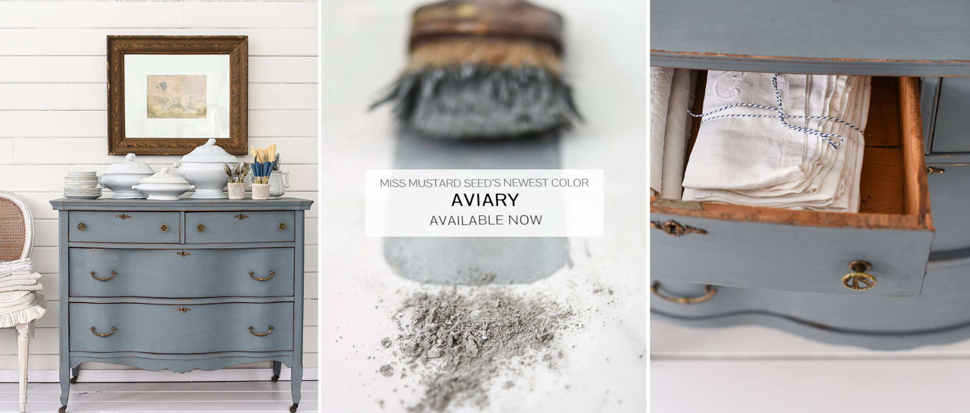 Aviary has Arrived!