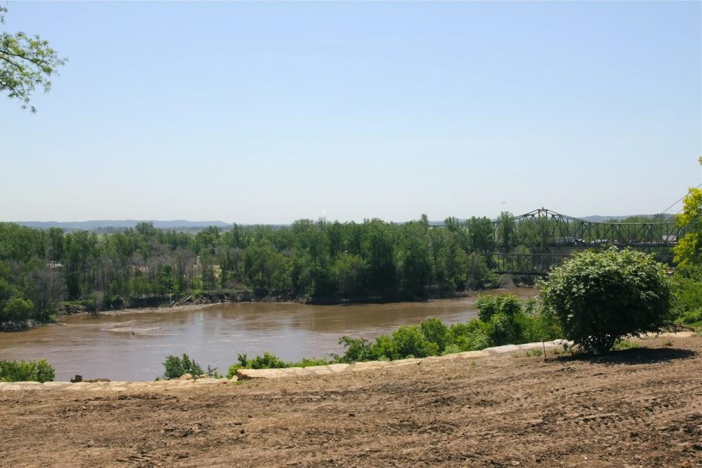 vue sur le Missouri