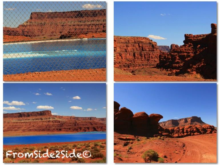 Moab Potash road