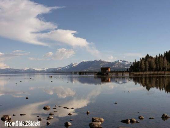 Lake Tahoe à Tahoe City