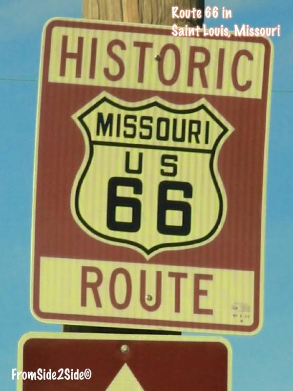 Route 66 Saint Louis Missouri