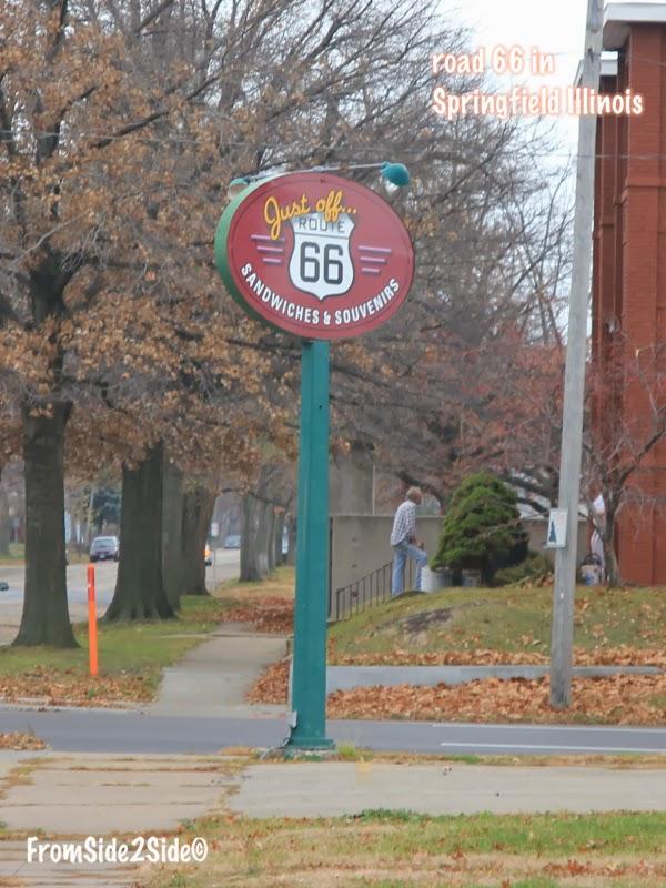 Route 66 Springfield Illinois