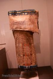 robe Lakota ou Cheyenne 1800-1825
